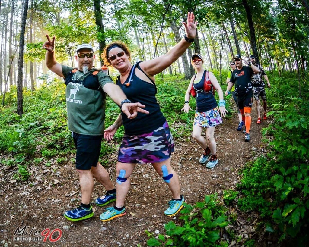 Runner Files: Ron and Bobbie Ruhs