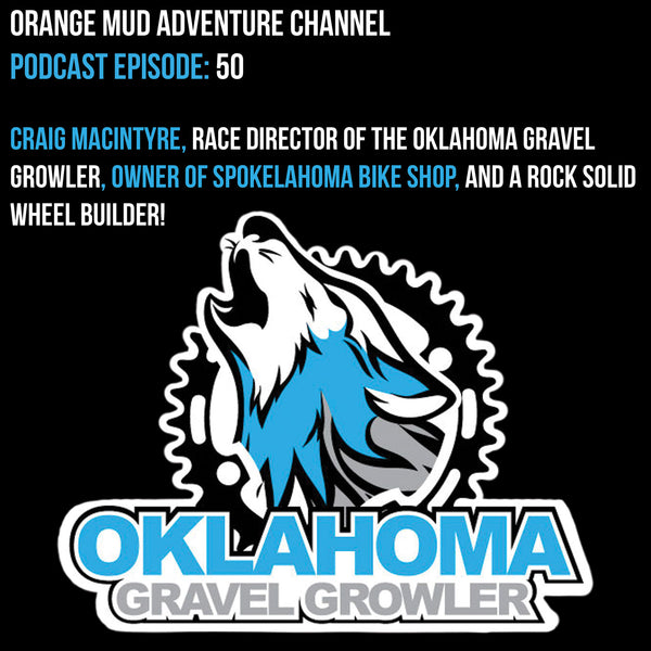 Oklahoma Gravel Growler