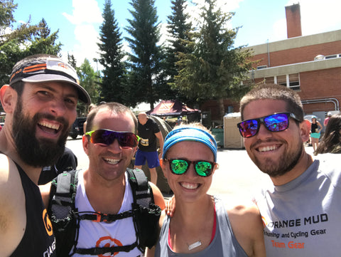 Leadville 10k fun