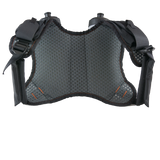 HydraQuiver Double Barrel Hydration Pack: Ideal for runners with larger chest diameters and for runs greater than 2 hours. - Packs