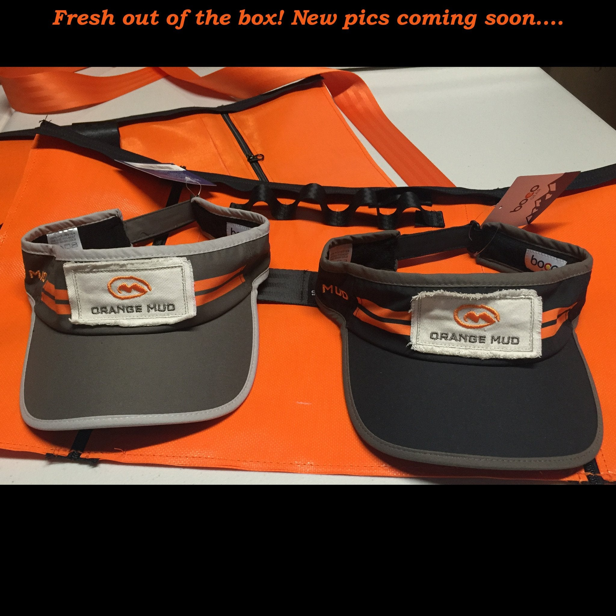 Technical Running Visor