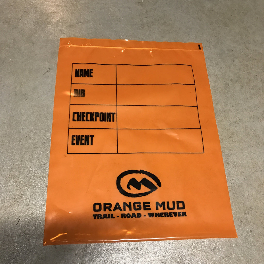 Orange Drop Bag - Packs