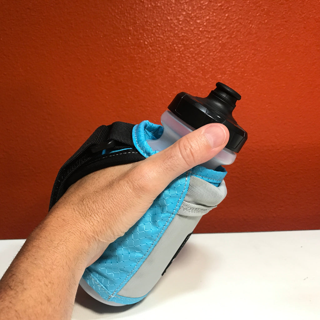 Running Water Bottle Handheld Hydration Pack