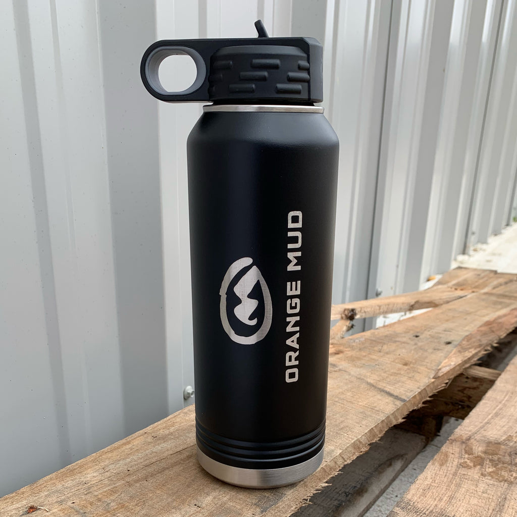 32oz Double Insulated Steel Water Bottle