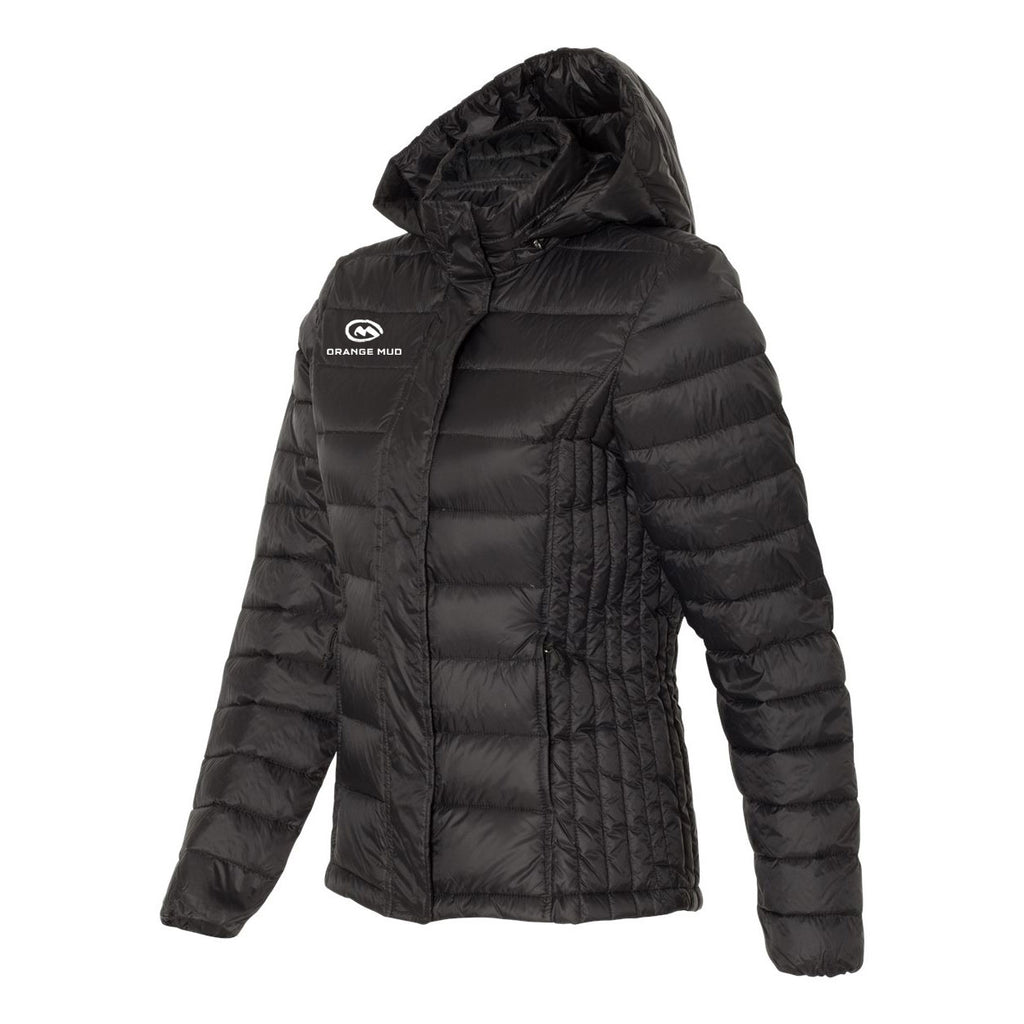 Puffer Jacket, Full Sleeve with Hoodie