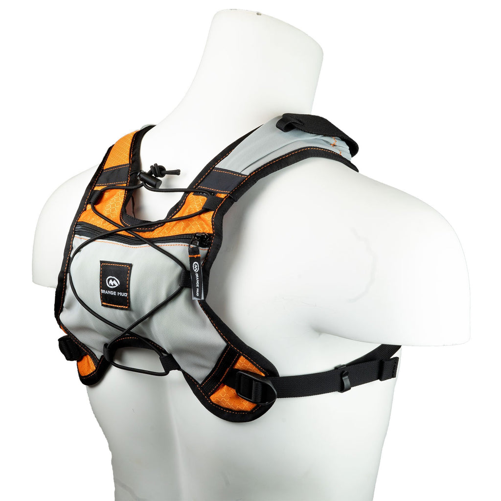 Phone. Flask. Vest. V2.0: Ideal for running and riding less than 2 hours. - Packs