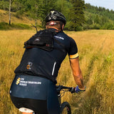 Endurance Pack 4L - V1.0 (2L bladder, 4L cargo): Ideal for running or mountain biking almost every distance.