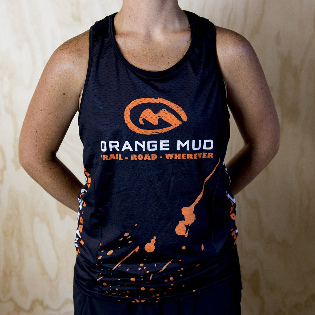 Stretchy Running Singlet - Accessories