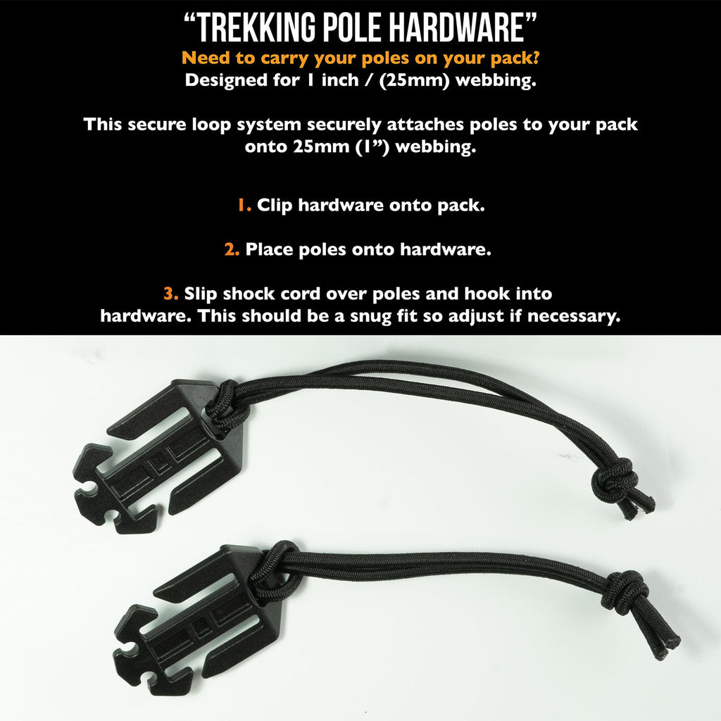 Trekking Pole Hardware - Accessories