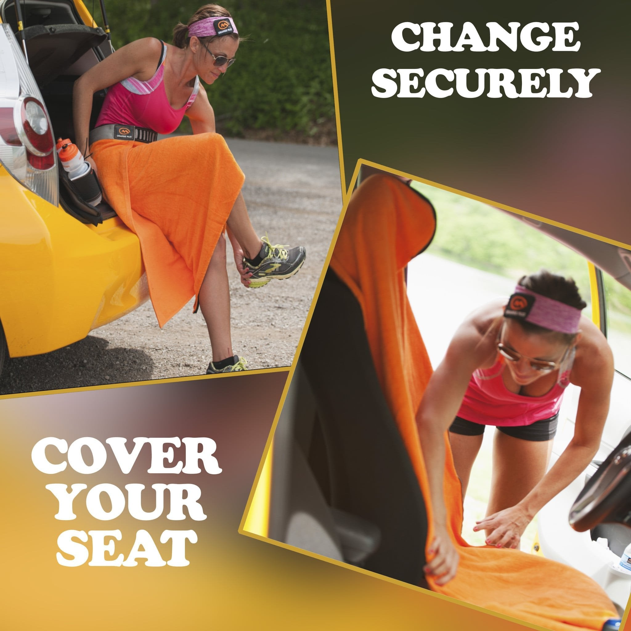 Transition & Seat Wrap