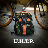 UHTP - Urban Hippy Tripster Pack, Tri Bag, Workout Bag, Backpack