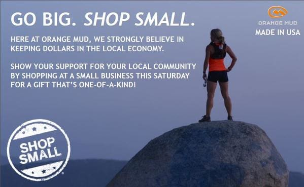 Go Big. Shop Small. Small Biz Saturday