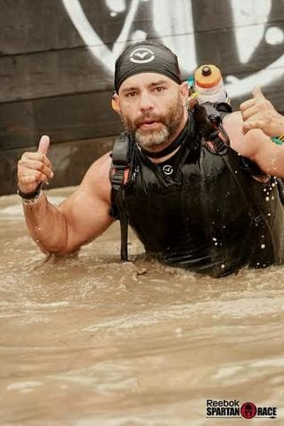 Richard Rivera, Spartan Racer