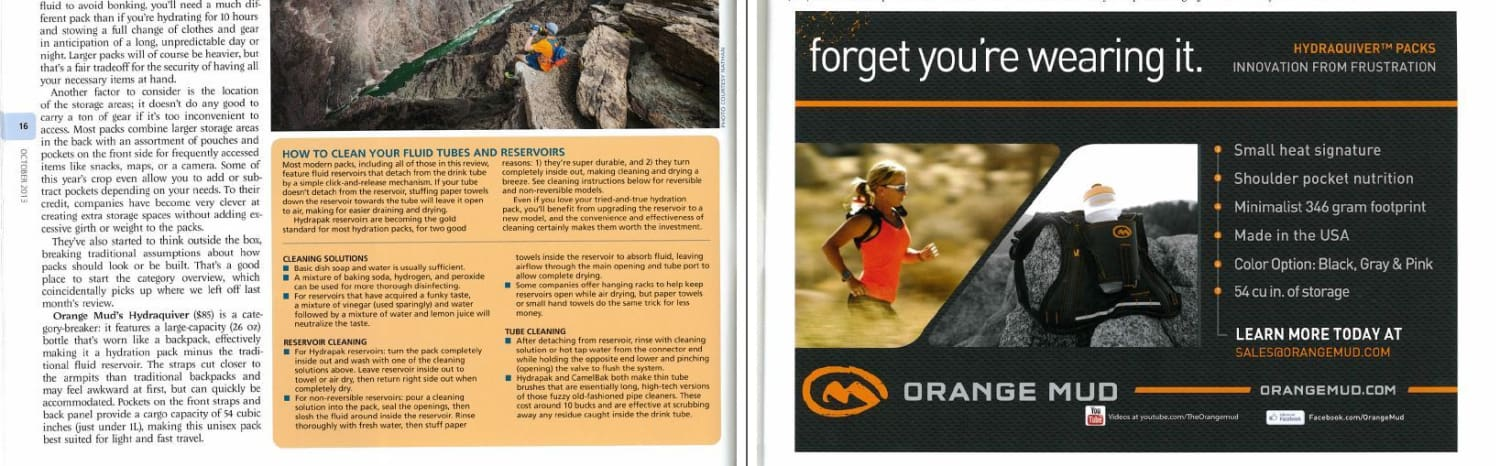 Many Thanks For The Review From Our Friends At Ultrarunning.com