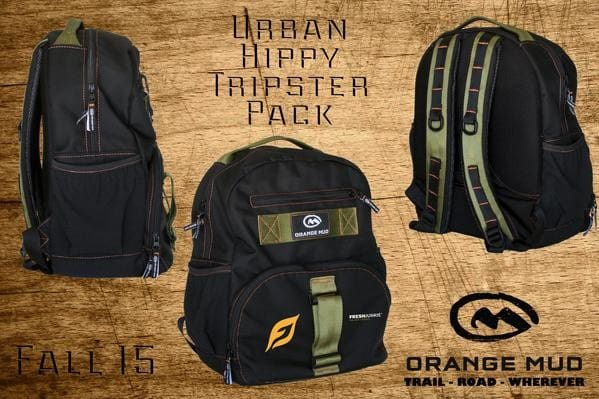 Fresh Junkie Racing and Orange Mud Urban Hippy Tripster Pack
