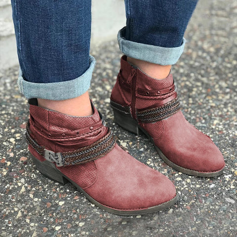 Winter Plus Size Women's Boots