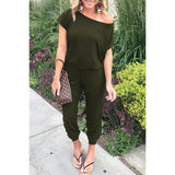 Casual Loose One-piece Jumpsuit