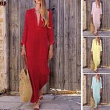 Women Summer Dresses Shift Beach Holiday Dresses