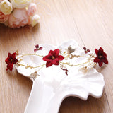 Fashion Floral Bohemian Headband