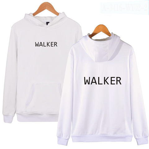 Fashion Letter Long Sleeve Hoodie