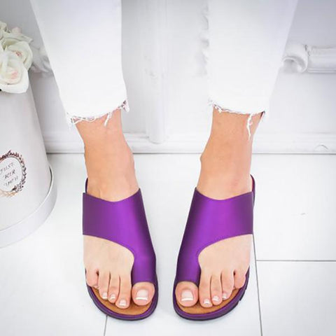Plus Size Summer Bunion Relief Max Comfort Women's Sandals