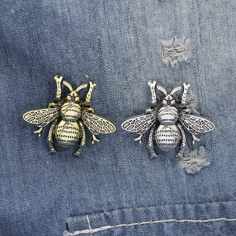 Fashion Vintage Insect Bee Brooch