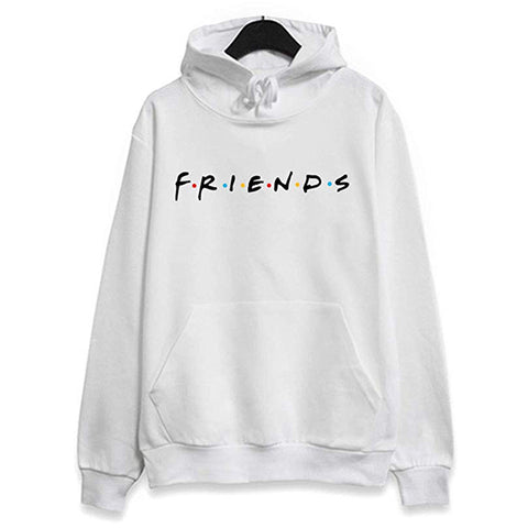 Friends Autumn Long Sleeve Hoodie