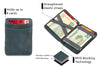 Hunterson RFID Magic Coin Wallet-Grey