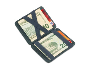 Hunterson RFID Magic Wallet-Grey