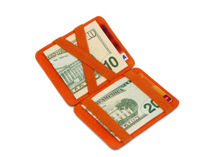 Hunterson RFID Magic Wallet-Orange