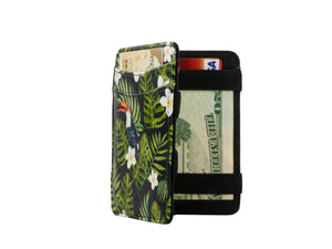 Hunterson RFID Magic Wallet-Toucan