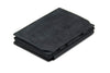 Garzini RFID Leather Magic Coin Wallet Plus Vintage-Black