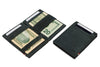Garzini RFID Leather Magic Wallet Vintage-Black