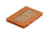 Garzini RFID Leather Magic Wallet ID Window Nappa - Cognac - 1