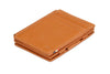 Garzini RFID Leather Magic Wallet Plus Nappa-Cognac