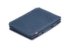 Garzini RFID Leather Magic Wallet Plus Nappa - Blue - 1