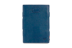 Garzini RFID Leather Magic Wallet Card Sleeves Nappa - Blue - 2