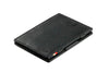 Garzini RFID Leather Magic Wallet Card Sleeves Nappa-Black