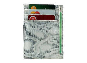 Pegasus Snake Leather Magic Wallet-