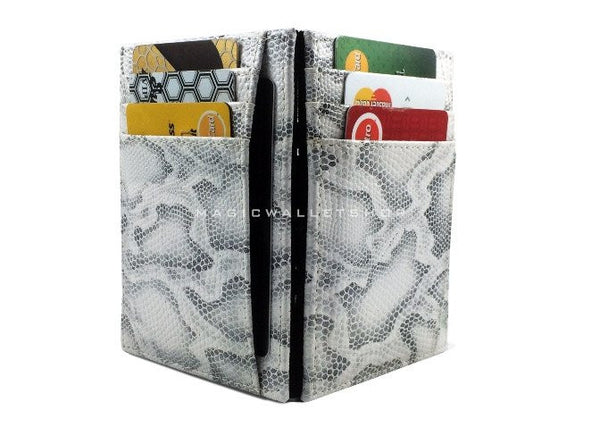 Pegasus Snake Leather Magic Wallet