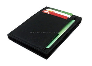 Pegasus Vinyl Magic Wallet-Black