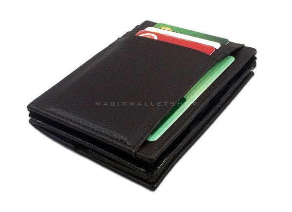 Pegasus Leather Magic Coin Wallet