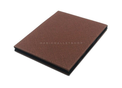 Slim Magic Wallet Vinyl - Brown