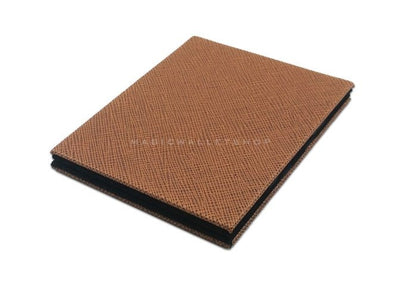 Slim Magic Wallet Vinyl - Cognac