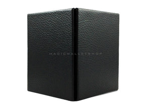 Slim Magic Wallet Leather-Black