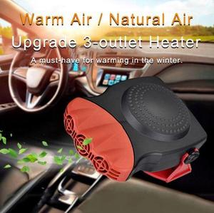 Multifunctional Car Heating Fan