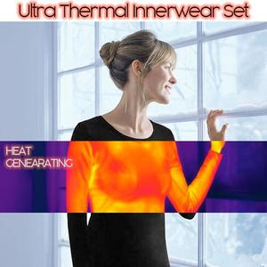 Ultra Thermal Innerwear Set