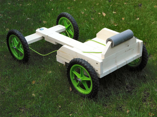 DIY Wooden Go-Kart Plans – ATK All Terrain Kart - Wooden ...
