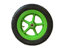 ATK Scooter Complete Wheel Assembly