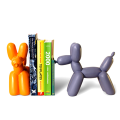 Balloon Poodle Bookend